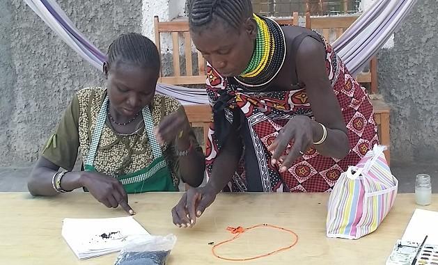 BARUC mujeres trabajando proyecto