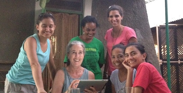 baruc-misioneras de Kokuselei