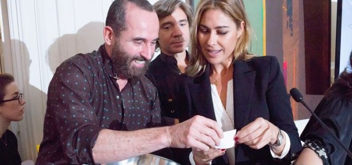 pepe leal _marisavelasco- premio las rozas